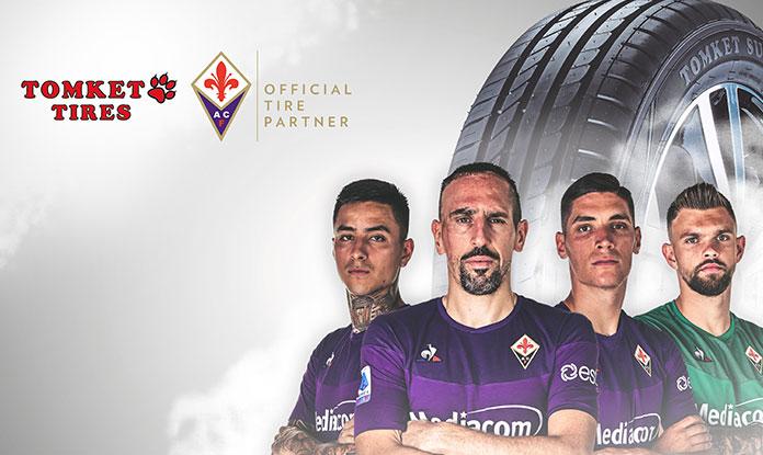 TOMKET partner ACF Fiorentina